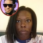 "Fan Mail: 39 Questions From Usher's ""Alleged"" Stalker + Tameka Raymond May Use Stalker In Custody Battle… [PHOTOS]"