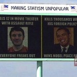 WTF?!? Obama Aurora Comparison Billboard Causes Controversy… [PHOTO]