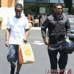 Usher Whole Foods 073112