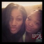 Erica Dixon and Imani StraightFromTheA