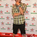 Affion Crockett - Heineken Red Star SFTA-37