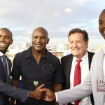 Evander Holyfield London SFTA-10