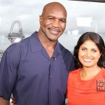 Evander Holyfield London SFTA-14