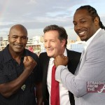 Evander Holyfield London SFTA-16