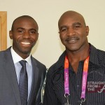 Evander Holyfield London SFTA-9