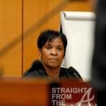 Linda-Brock-White Testifying in Raymond Custody Hearing