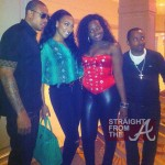 Shannon Brown Monica Fantasia SFTA