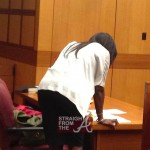 Tameka Raymond in Court
