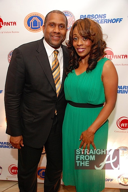Tavis Smiley Wife tavis - smiley -stacii-jae-johnson