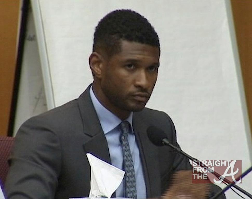 Usher raymond 2013