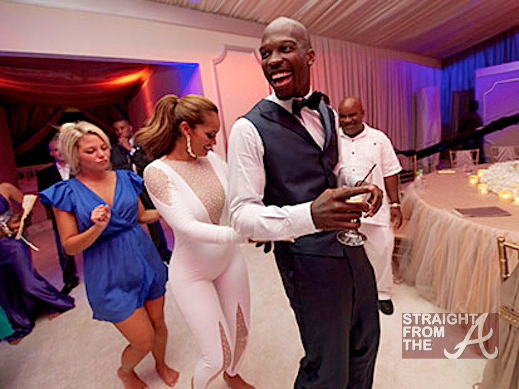 13 celebs who went wedding dress ping on tv ok s evelyn lozada