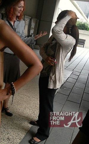 Sheree Whitfield in Court 8162012