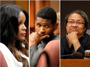 usher tameka judge