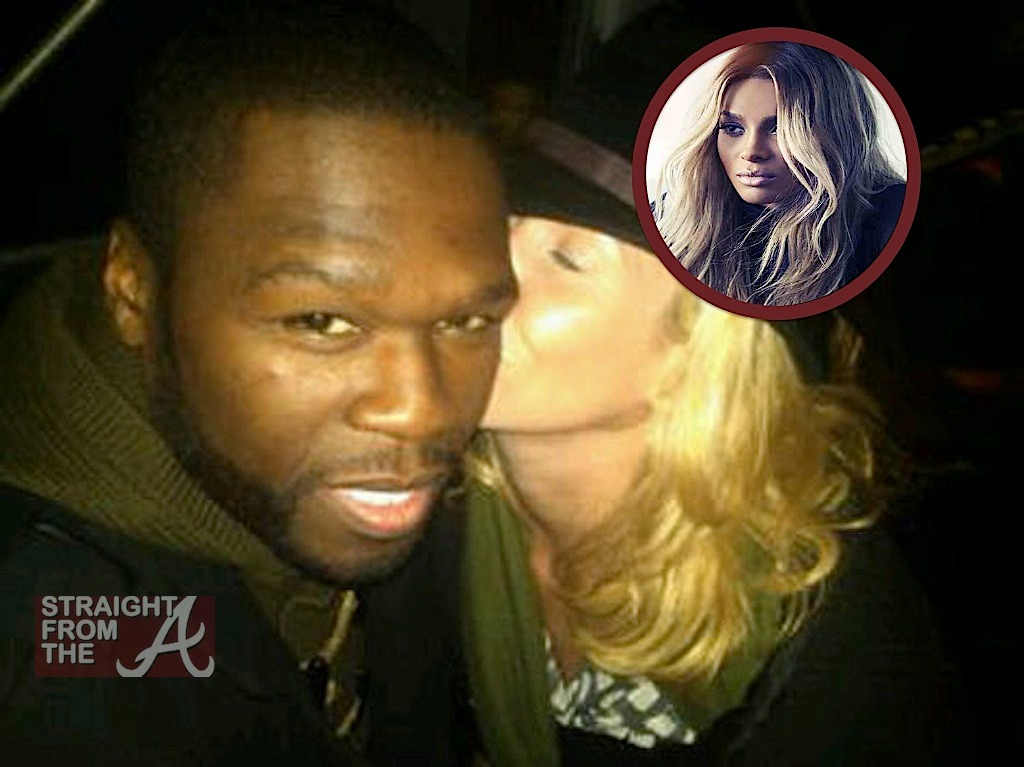 Chelsea handler and 50 cent hookup
