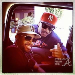 Jermaine Dupri and Stevie J StraightFromTheA-3