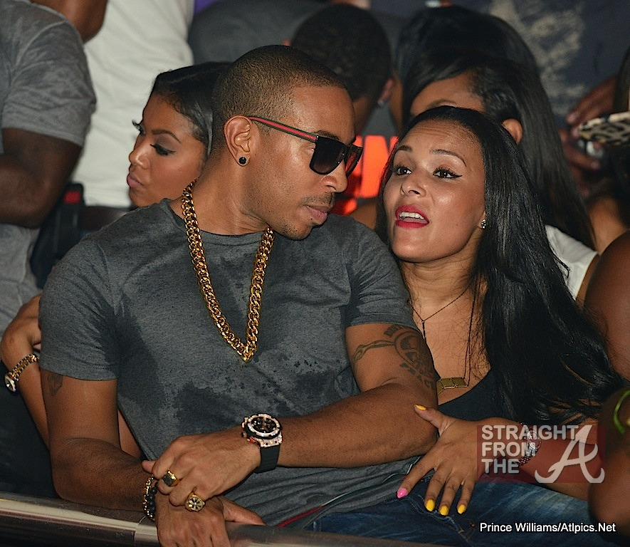 Boo D Up Ludacris Amp Eudoxie One Lap Dance Deserves