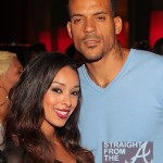 Boo'd Up ~ Matt Barnes & On Again/Off Again Fianc? Gloria Govan (Basketball Wives LA) Club Hop In Atlanta… [PHOTOS]