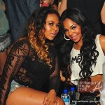 Ashanti and her sister