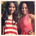 Cynthia Bailey and Elle Varner