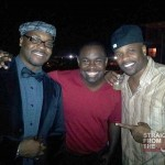 Joe Little Rodney Perry and Case