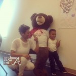 Keyshia Cole and Son Daniel Jr.
