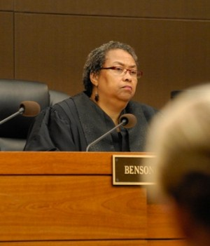 Judge Bensonetta Tipton Lane