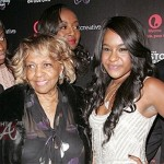 Bobbi Kristina Cissy Houston 2