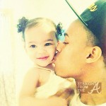 Bow wow and daughter Shai SFTA-4