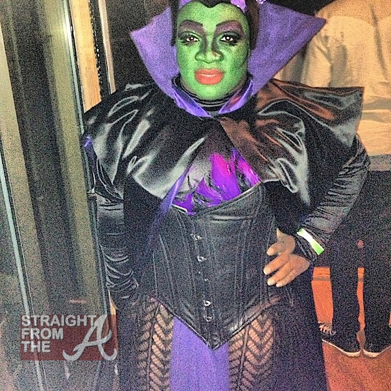 Trick Or Treat Celebrities Celebrate Halloween 2012