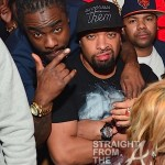 Wale & Deray Davis - Drake Birthday 102012-13