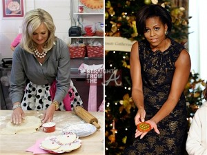 First Lady Cookie Contest