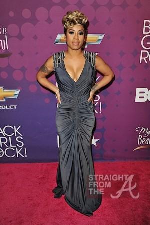 Keyshia Cole BET Black Girls Rock 1