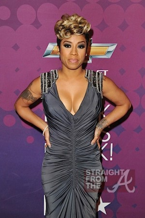Keyshia Cole BET Black Girls Rock 6