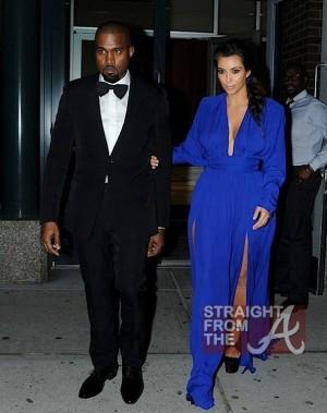 Kim Kardashian Kanye West 102212-5