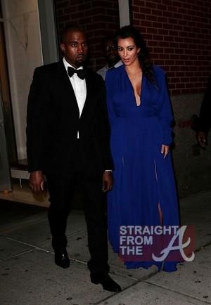 Kim Kardashian Kanye West 102212-6