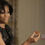 Michelle Obama Cookie