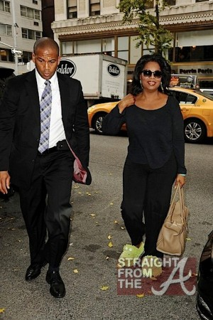 Oprah in NYC 102512-1