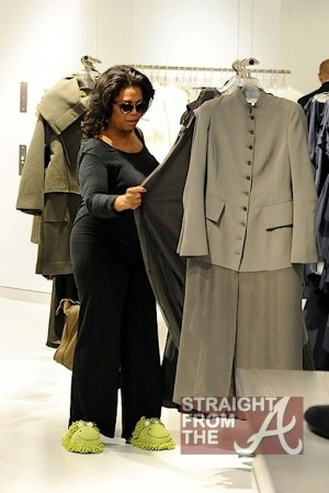 Oprah in NYC 102512-5
