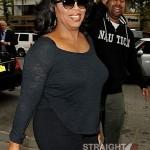 Oprah in NYC 102512-7