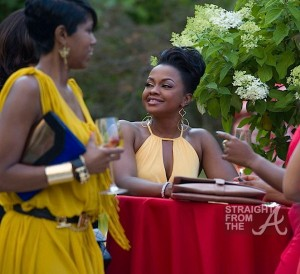 Phaedra-Parks-Looks-Gorgeous-in-Yellow