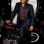 Tyler Perry Good Deeds Premiere SFTA