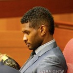Usher in Court