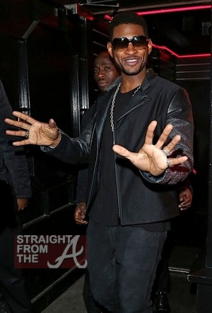 Usher Raymond London 2