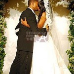 Usher Raymond Tameka Wedding 3