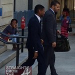 EXCLUSIVE! Usher Raymond & Ex- Wife Tameka Return to Court in Custody Battle… [PHOTOS]