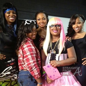 kandi phaedra toya riley 10th birthday