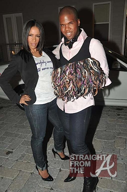 Lawrence Washington Throws Ex Rhoa Sheree Whitfield A Lil Shade A Look Back At Their Friendship Photos Straightfromthea Com Atlanta Entertainment Industry News Gossip