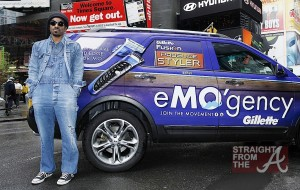 Andre 3000 NYC Movember Gilette-5