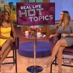 "Kenya Moore Confronts Wendy Williams About ""Bad Skin"" Comments… [VIDEO]"