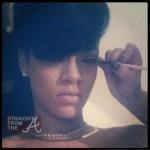 Rihanna Backstage 2